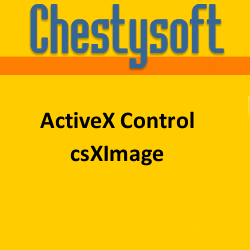 csXImage - ActiveX control for image display, edit, Twain scan